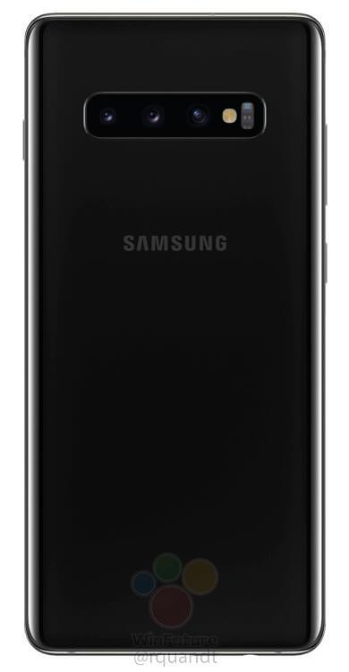 Filtradas las imágenes oficiales del Samsung Galaxy S10 y S10+ 7