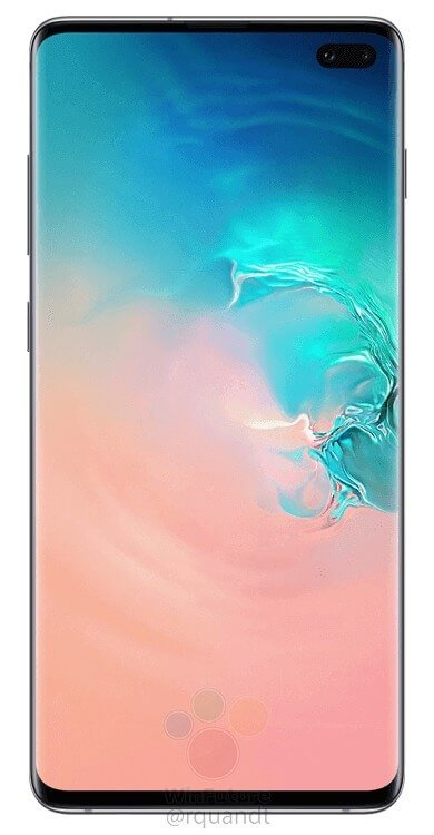Filtradas las imágenes oficiales del Samsung Galaxy S10 y S10+ 5