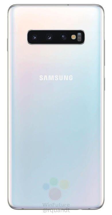 Filtradas las imágenes oficiales del Samsung Galaxy S10 y S10+ 4
