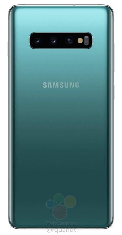 Filtradas las imágenes oficiales del Samsung Galaxy S10 y S10+ 1
