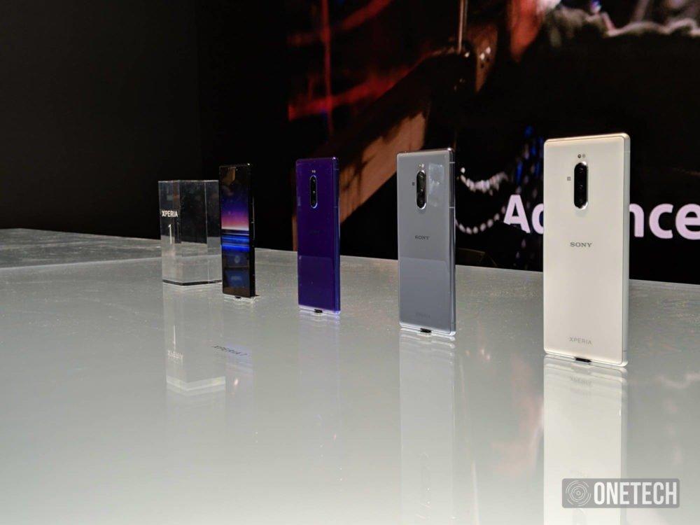Estos son los Smartphones de Sony que recibirán Android 10