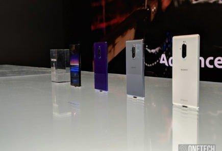 Estos son los Smartphones de Sony que recibirán Android 10 1