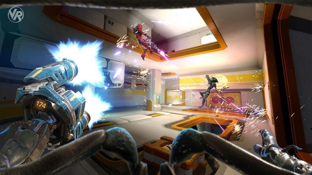 Space Junkies el shooter VR de Ubisoft llegará a PS4 VR, Windows MR, Rift y Vive