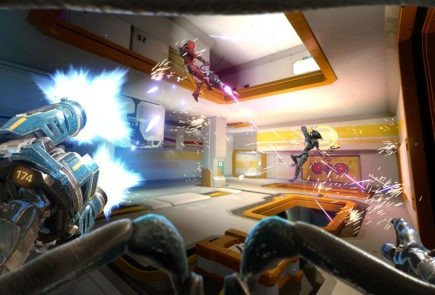 Space Junkies el shooter VR de Ubisoft llegará a PS4 VR, Windows MR, Rift y Vive 2