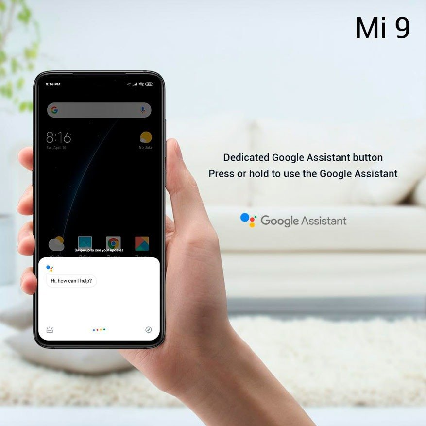 Xiaomi Mi 9 ya es oficial y se ha presentado en china 3