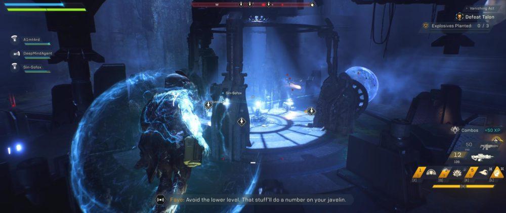 Anthem, análisis en PC de lo nuevo de BioWare 1