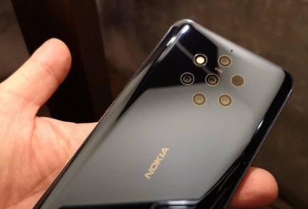 Según DxOMark, el Nokia 9 ha fracasado en su intento de volver al Olimpo de las cámaras 3