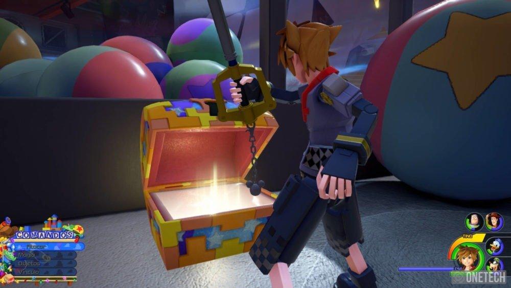 Kingdom Hearts III, una fusión que no pierde fuerza - Análisis 8