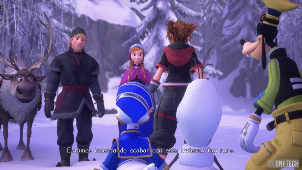Kingdom Hearts III, una fusión que no pierde fuerza - Análisis 3