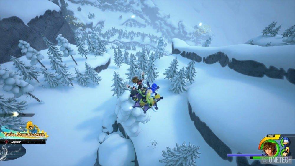Kingdom Hearts III, una fusión que no pierde fuerza - Análisis 15