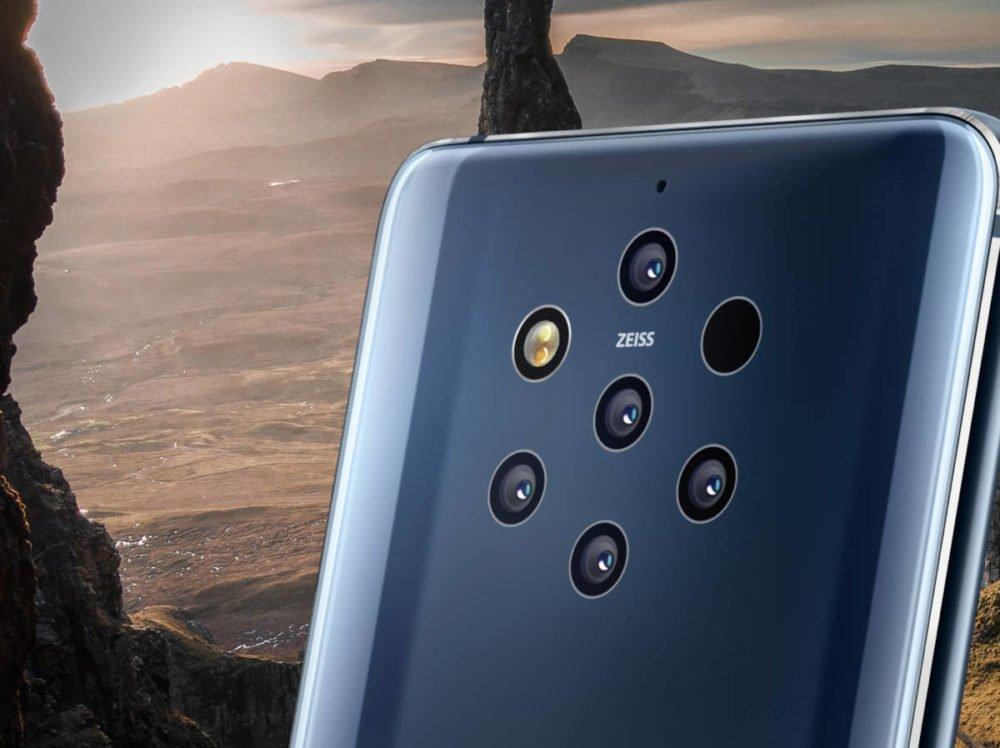 El Nokia 9 Pureview se ha presentado y ya lo hemos probado 1