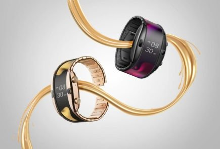 Nubia Alpha, el sorprendente Wearable Phone flexible que hemos visto en el MWC 2019 1