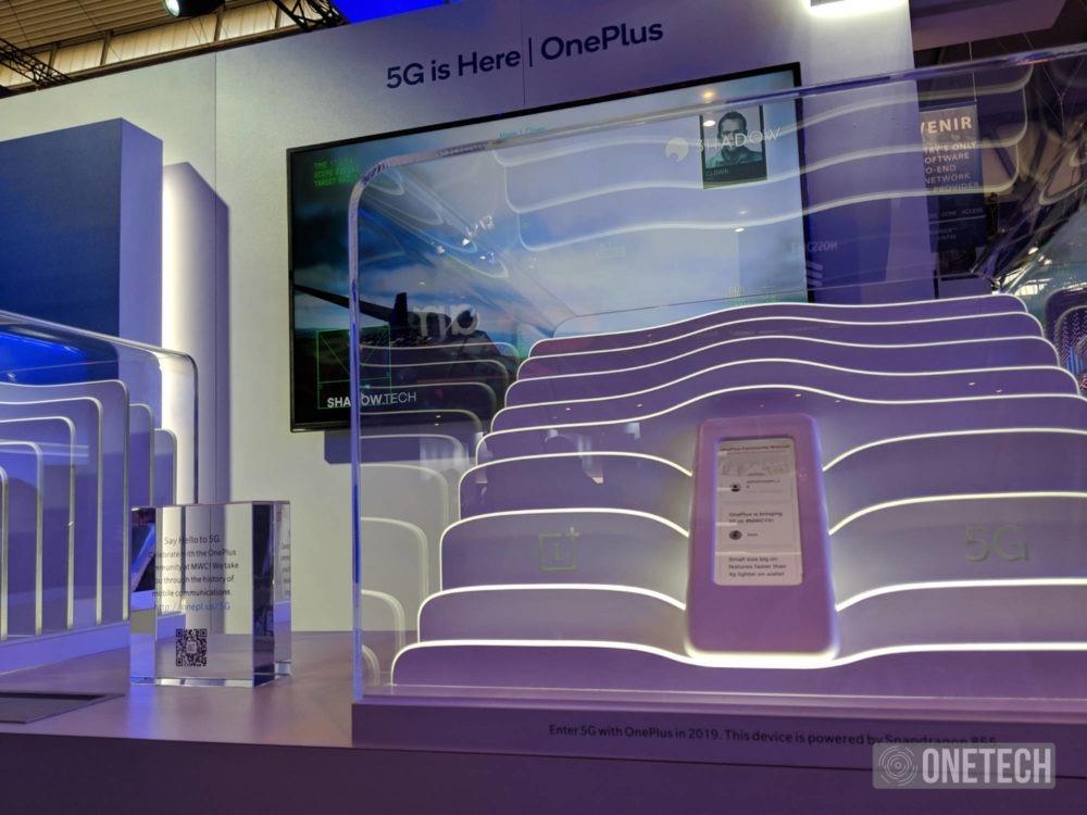 Oneplus nos muestra su prototipo de smartphone 5G 1