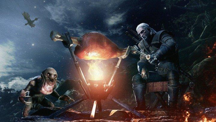 Geralt de Rivia llega a Monster Hunter: World