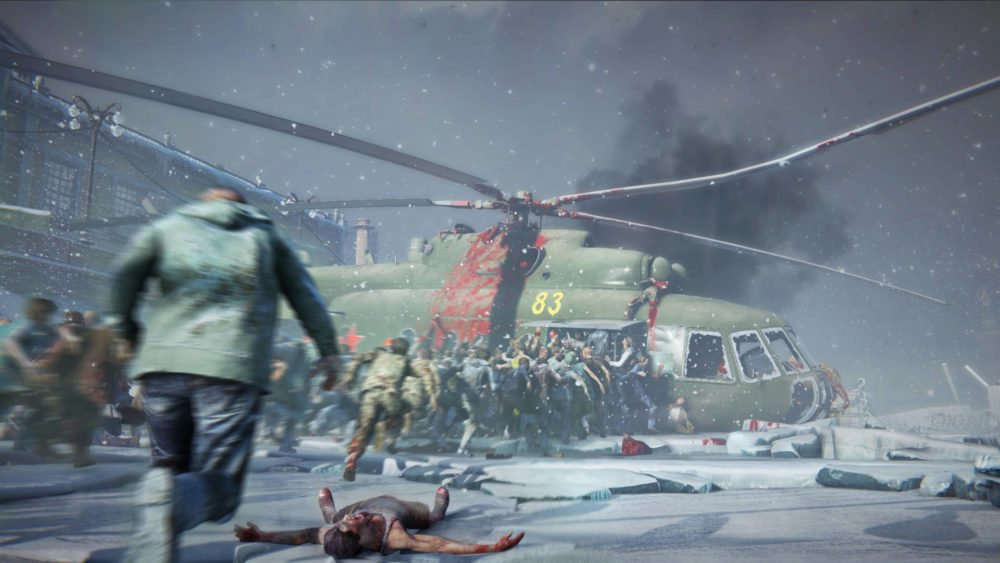 World War Z nos presenta su modo Players vs Players vs Zombies 1