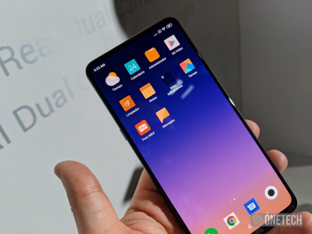 Xiaomi Mi Mix 3 5G, la entrada de Xiaomi en la era 5G 3
