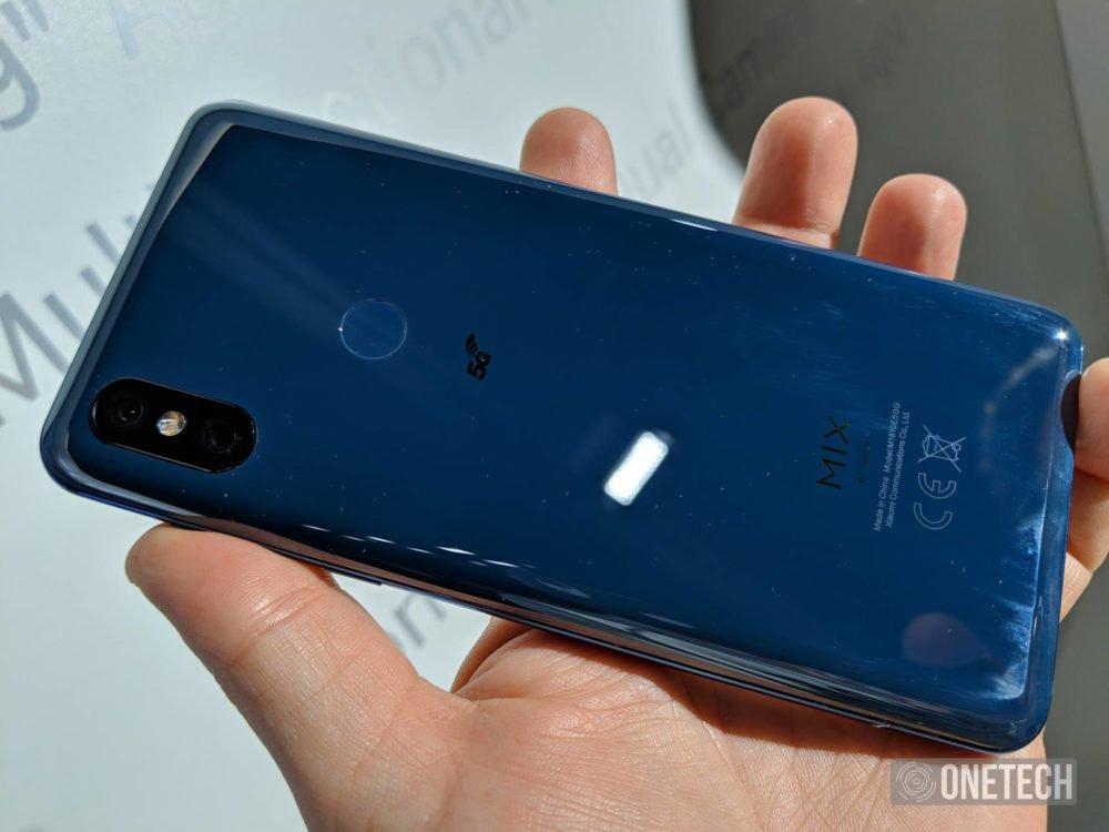Xiaomi Mi Mix 3 5G, la entrada de Xiaomi en la era 5G 6