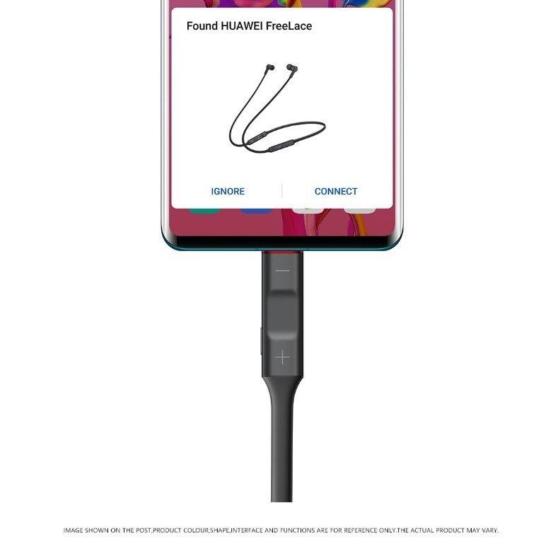 FreeLace, los nuevos auriculares inalámbricos de Huawei 3
