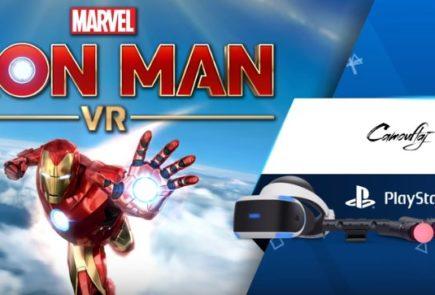 Sony estrena formato State of Play con Iron Man para PlayStation VR y más 2