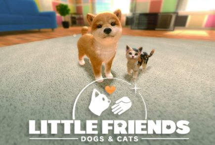 Little Friends: Dogs & Cats llegará en exclusiva a Nintendo Switch 2