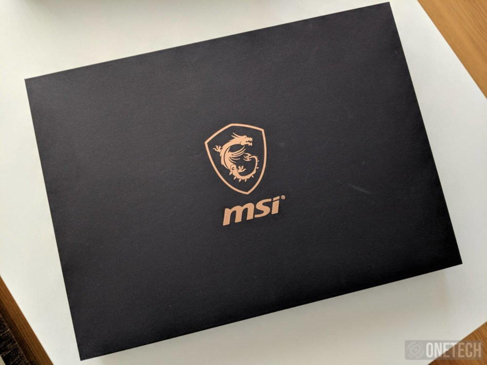 MSI GS65 Stealth 8SG, probamos este portátil gamer con gráfica GeForce RTX 2080 43