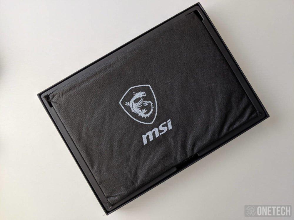MSI GS65 Stealth 8SG, probamos este portátil gamer con gráfica GeForce RTX 2080 1