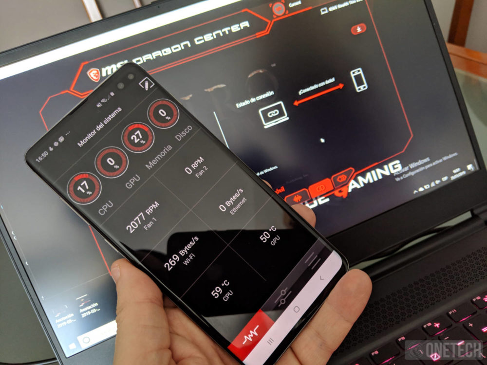 MSI GS65 Stealth 8SG, probamos este portátil gamer con gráfica GeForce RTX 2080 17