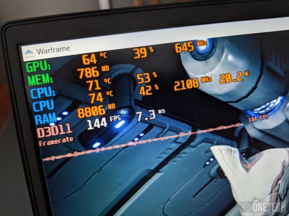 MSI GS65 Stealth 8SG, probamos este portátil gamer con gráfica GeForce RTX 2080 16