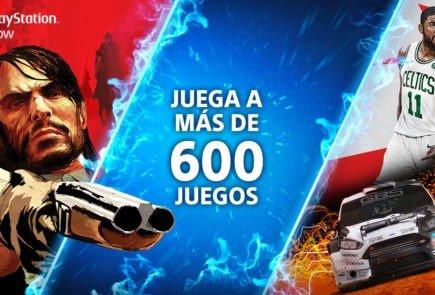 PlayStation Now España