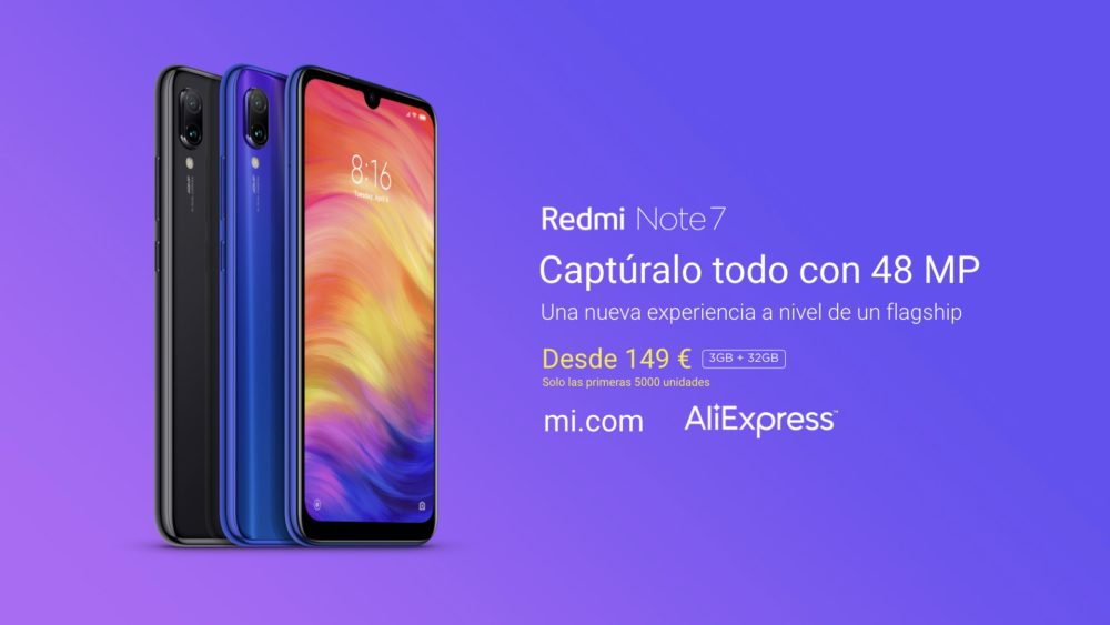 Redmi Note 7 by Xiaomi,