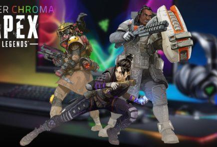 Razer Chroma integra Apex Legend