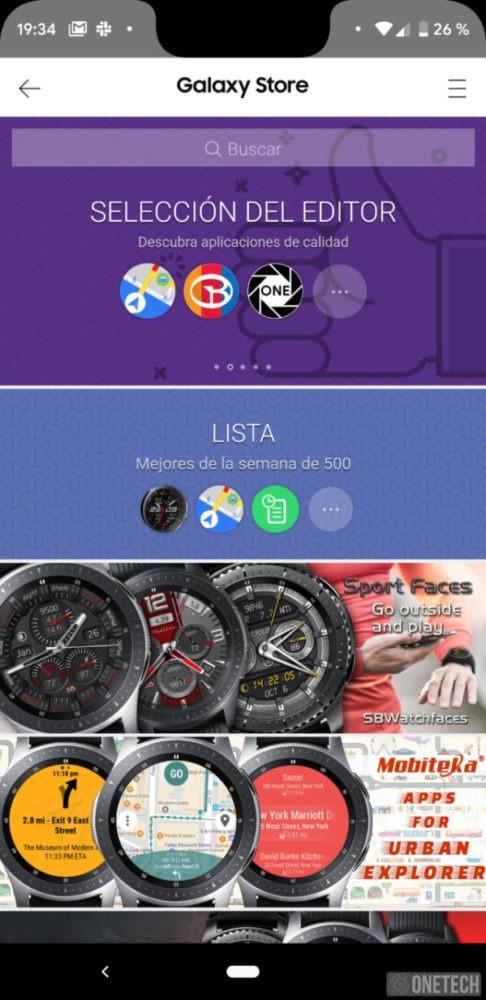 Samsung Galaxy Watch, este es nuestro análisis 37