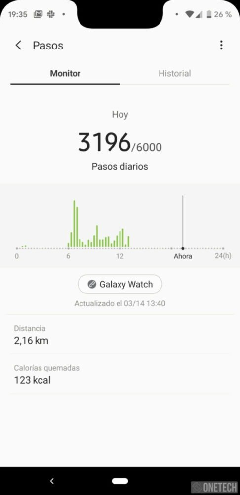 Samsung Galaxy Watch, este es nuestro análisis 38