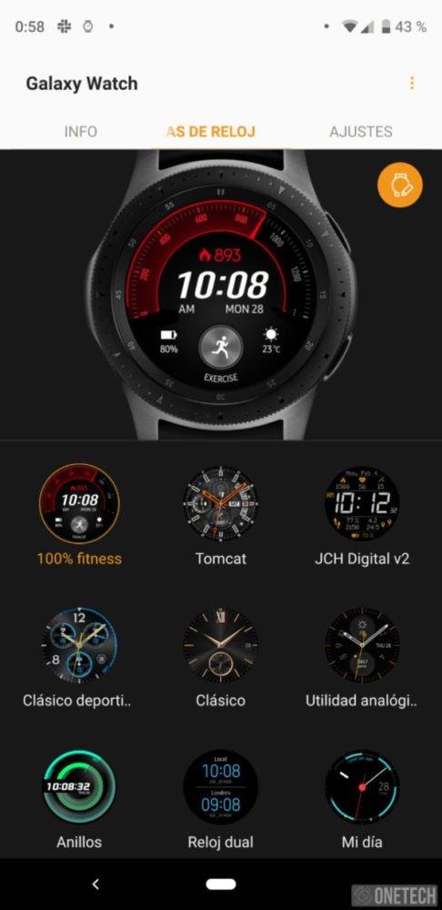 Samsung Galaxy Watch, este es nuestro análisis 30