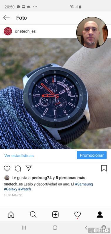 Como grabar la pantalla de tu Samsung Galaxy S10 6