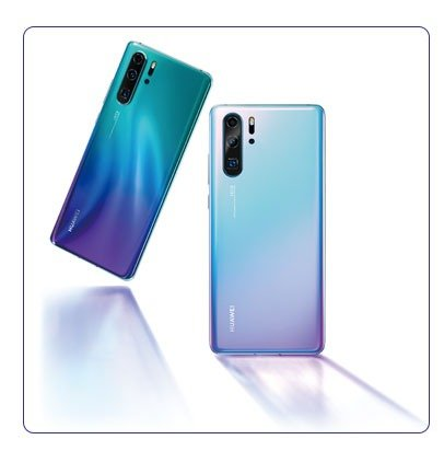 colores huawei p30