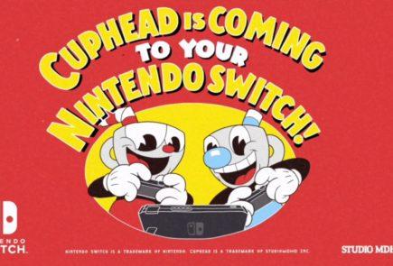 Cuphead llegará a Nintendo Switch en Abril ¿Con Xbox Live? 1