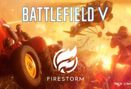 Firestorm el Battle Royale de Battlefield V, llegará el 25 de marzo 1