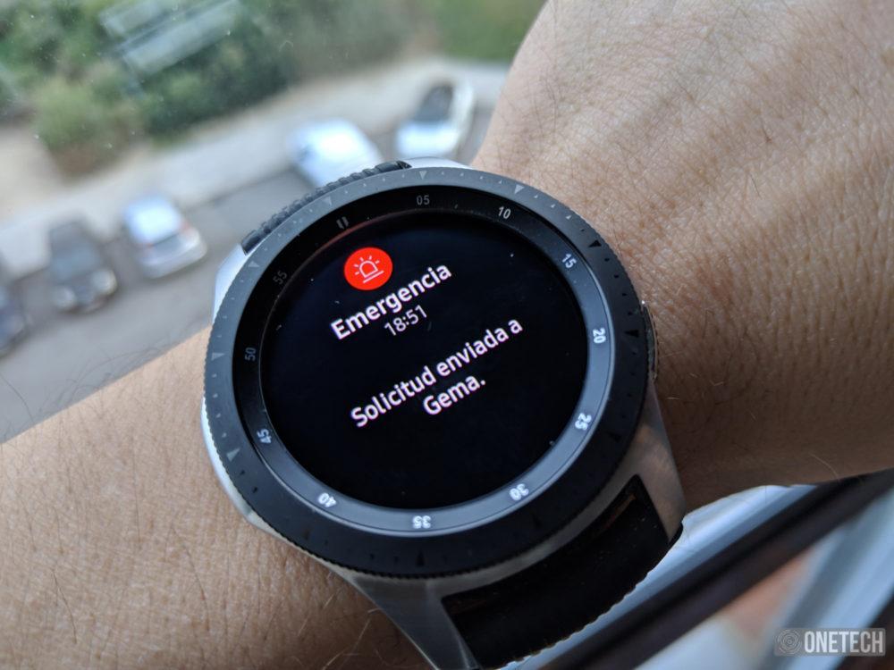 """Configura la """"solicitud de auxilio"""" en tu Galaxy Watch"""
