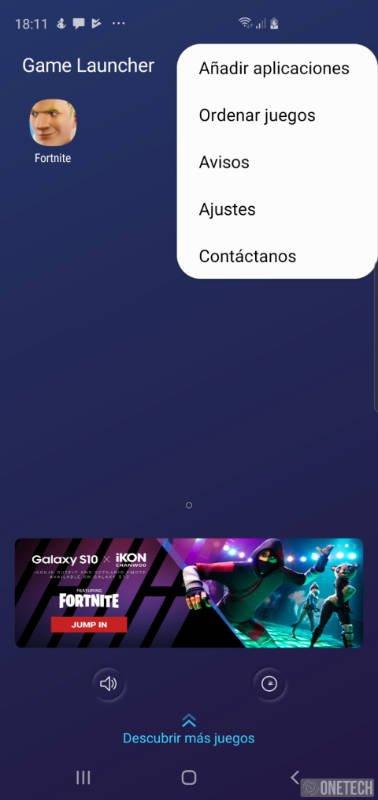 Como grabar la pantalla de tu Samsung Galaxy S10