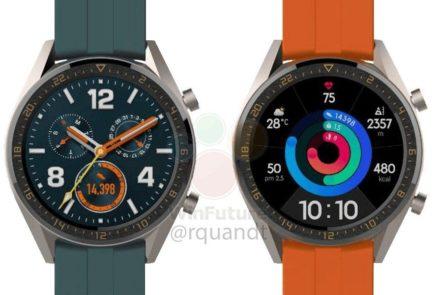 Huawei podría lanzar dos nuevos Watch GT, el Active y el Elegant 1