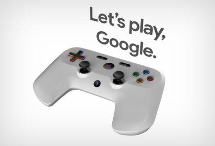 mando consola google