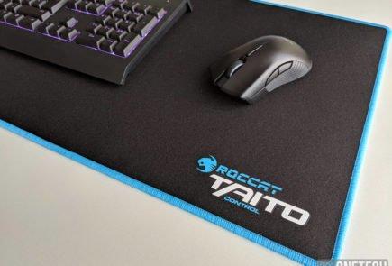 Roccat Taito, una resistente alfombrilla gamer para tu ratón 2
