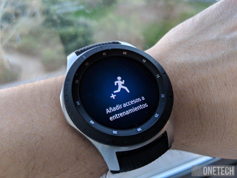 Samsung Galaxy Watch, este es nuestro análisis 6