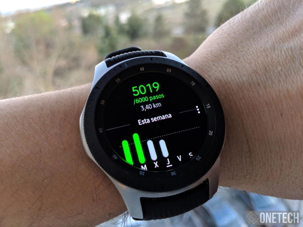 Samsung Galaxy Watch, este es nuestro análisis 2