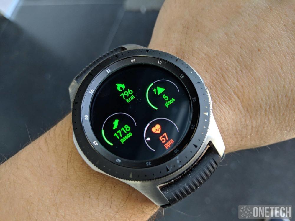 Samsung Galaxy Watch, este es nuestro análisis 5