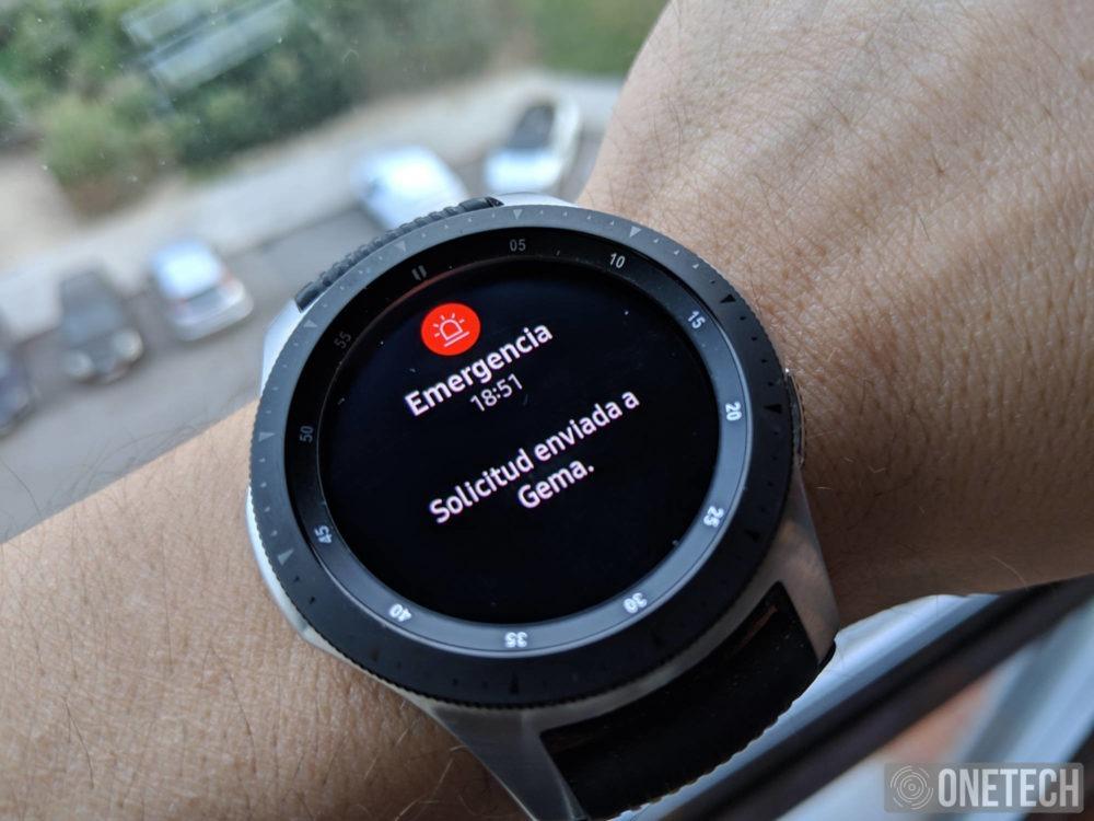 Samsung Galaxy Watch, este es nuestro análisis 44