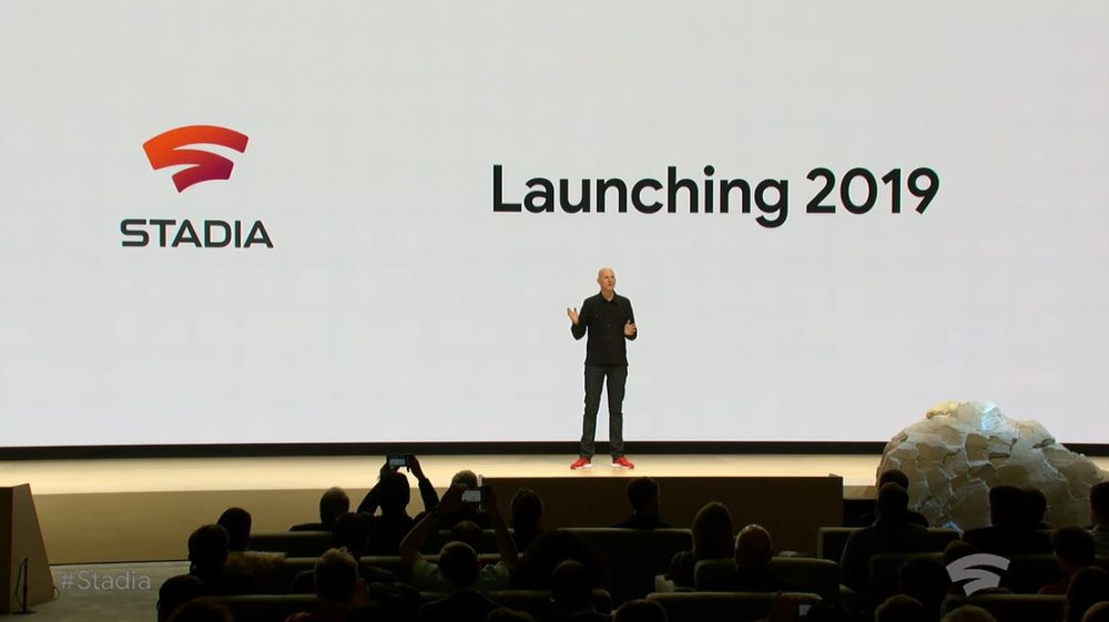 Stadia, la plataforma gamer en streaming de Google es oficial 1