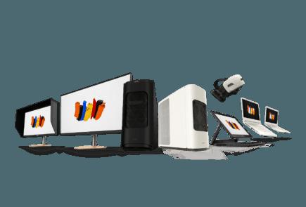 ConceptD la nueva línea de Acer para diseñadores y artistas 2