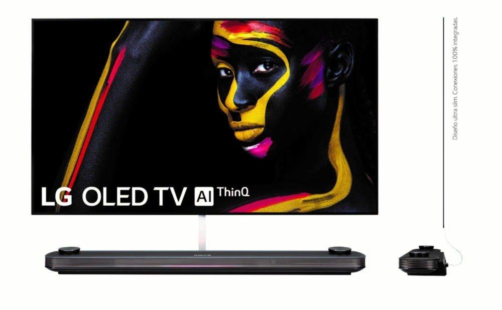 Nuevos modelos OLED TV en España